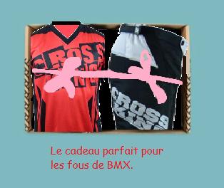 Quels cadeaux de Noël pour les Fans de BMX race ?